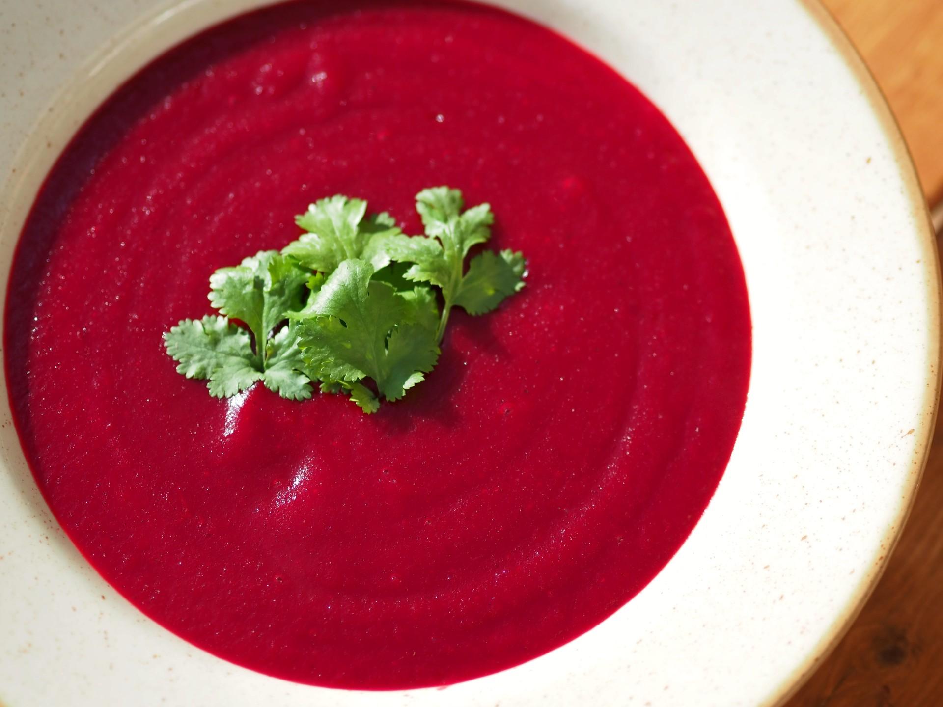 Řepová polévka
