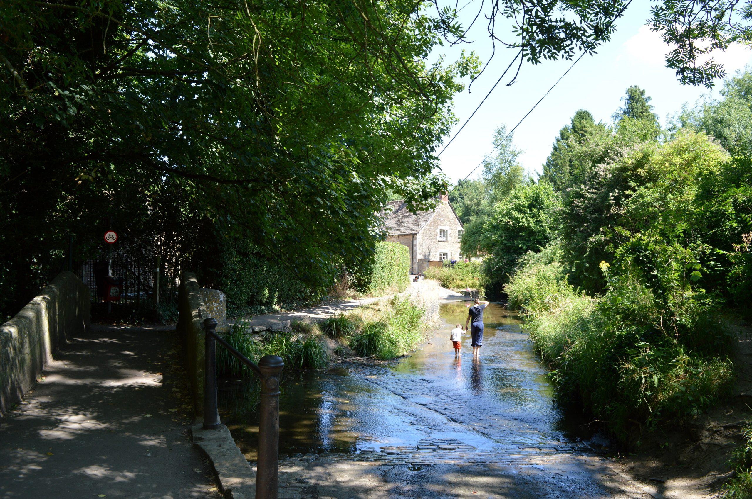 procházky po vesnici