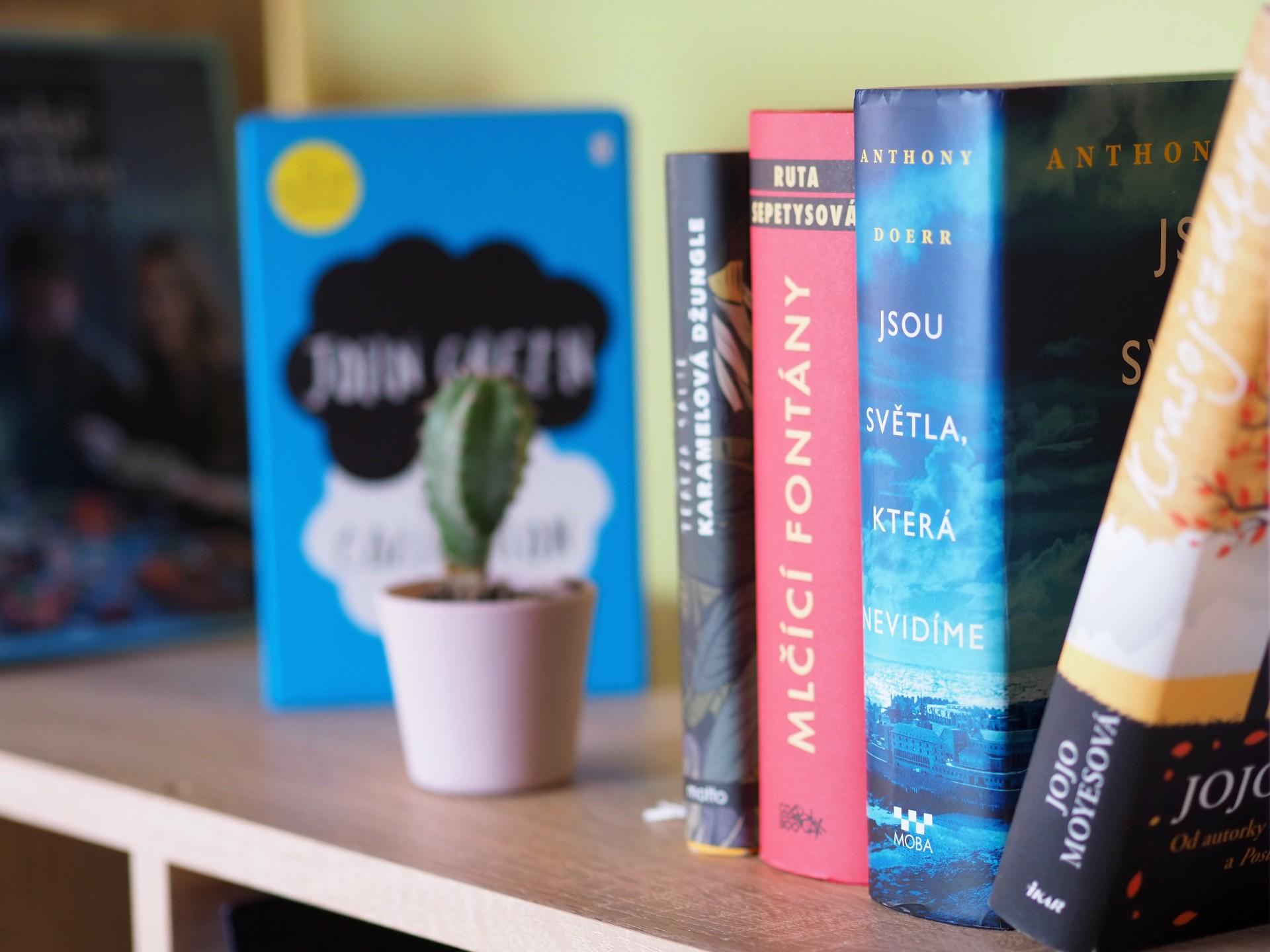 Mé oblíbené knihy